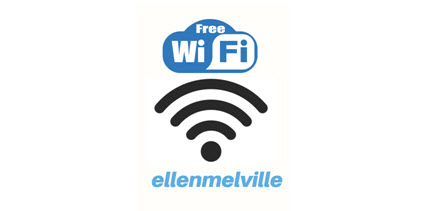 Free WiFi password ellenmelville