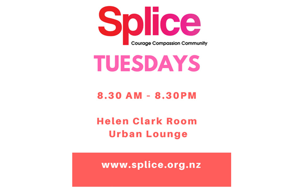 Splice Tuesdays at Ellen Melville Centre Tuesdays 8:30 am - 8:30 pm